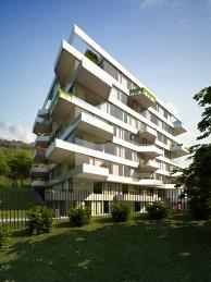 Rezidence Hřebenky - Nové byty Praha 5