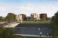 Rohan City - Developerský projekt Praha 8