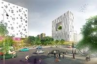 Žižkov City - Developerský projekt Praha 3