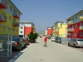 Novostavba bytového areálu Semtínská