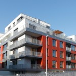 Rezidence Korunní - Nové byty praha 10