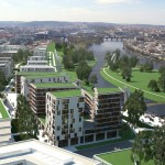 Rohan City - Návrh revitalizace Rohanského ostrova