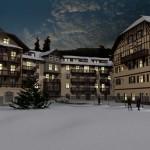 Savoy Apartments - Horské apartmány ve Špindlerově Mlýně