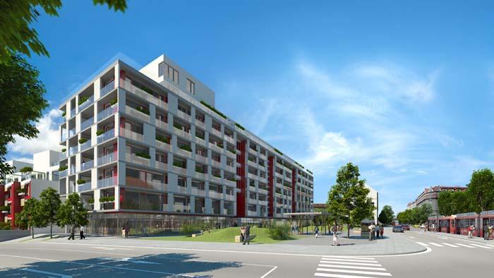 Zvýšený zájem o bydlení v Praze